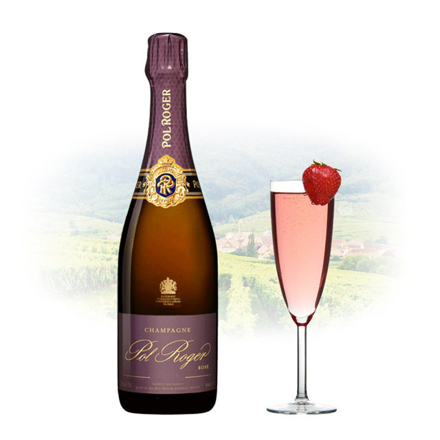 Picture of Pol Roger Rose Vintage Champagne 750 ml, POLROGERROSE