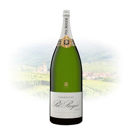 Picture of Pol Roger Reserve Brut Champagne 1.5L Magnum, POLROGERRESERVE1.5L