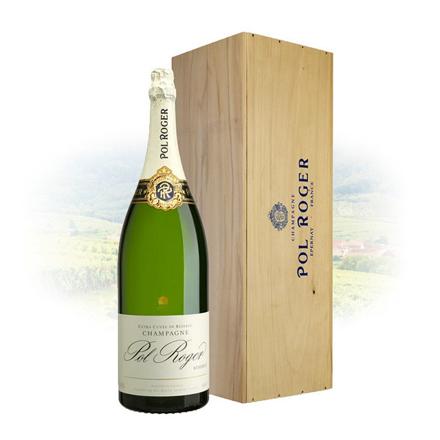 Picture of Pol Roger Brut Reserve Champagne 6L Mathusalem, POLROGERRESERVE6L