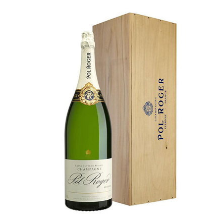Picture of Pol Roger Reserve Brut Champagne 15L Nabuchodonosor, POLROGERRESERVE15L