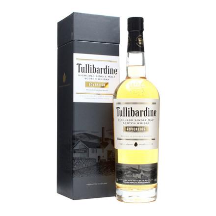 Picture of Tullibardine Sovereign Bourbon Cask Single Malt Scotch Whisky 700 ml, TULLIBARDINESOVEREIGN