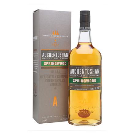 Picture of Auchentoshan Springwood Single Malt Scotch Whisky 1L, AUCHENTOSHANSPRINGWOOD