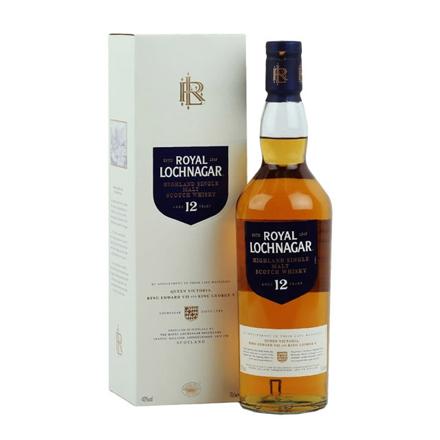 Picture of Royal Lochnagar 12 Year Old Single Malt Scotch Whisky 700 ml, ROYALLOCHNAGAR12