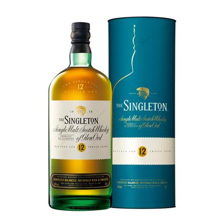 Picture of The Singleton Glen Ord 12 Year Old Single Malt Scotch Whisky 700 ml, THESINGLETONGLEN12