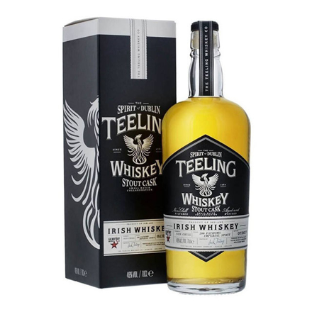 Picture of Teeling Stout Cask Blended Irish Whiskey 700 ml, TEELINGSTOUTCASK