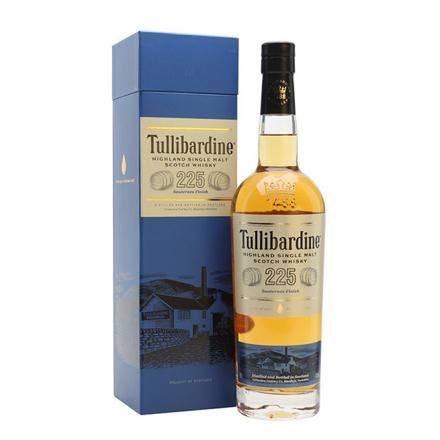 Picture of Tullibardine 225 Sauternes Finish Single Malt Scotch Whisky 700 ml, TULLIBARDINE225