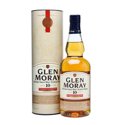Picture of Glen Moray 10 Year Old Single Malt Scotch Whisky 700 ml, GLENMORAY10