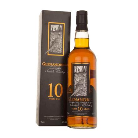 Picture of GlenAndrew 10 Year Old Single Malt Scotch Whisky 700 ml, GLENANDREW10