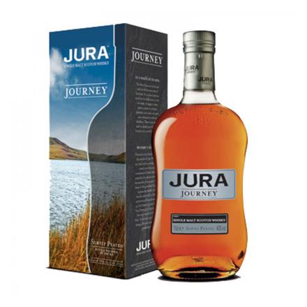 Picture of Jura Journey Single Malt Scotch Whisky 700 ml, JURAJOURNEY