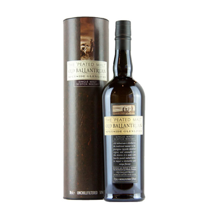 Picture of Old Ballantruan The Peated Malt Single Malt Scotch Whisky 700 ml, OLDBALLANTRUAN