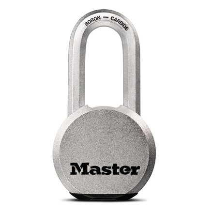 Picture of Master Lock Padlock Solid Steel 59mm, MSPM830DLH