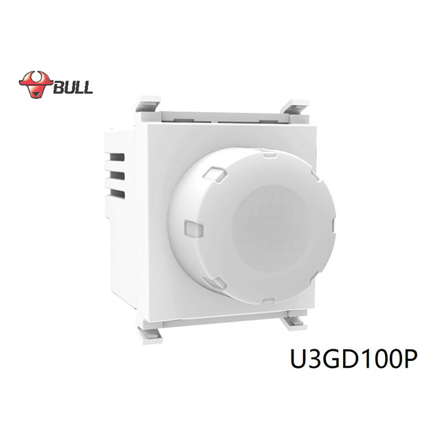 Picture of Bull Dimmer Switch (White), U3GD100P