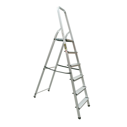 Picture of Jinmao Aluminum 8 Steps 6 Ft. Height Ladder 150kg, JMAO113108