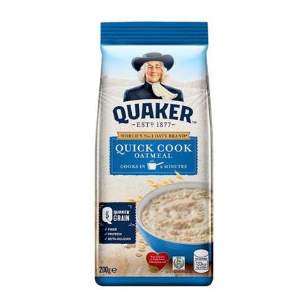 Picture of Quaker Oats Quick Cook ((200g, 400g, 800g), QUA24