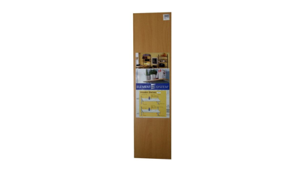 Picture of Element System Wooden Shelving 800mm X 200mm - Beech