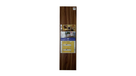 Picture of Element System Wooden Shelving 800mm X 200mm - Teak