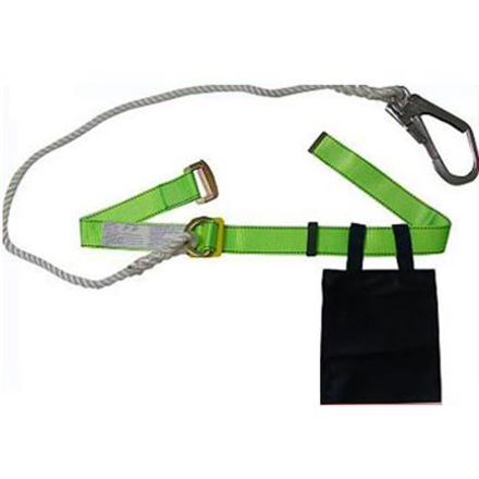 Picture of Adela Industrial Safety Belt Double Ring with Big Hook H-131