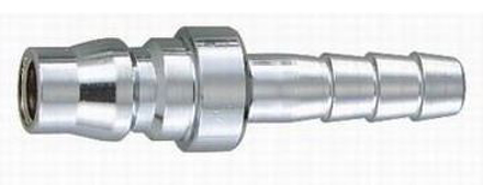 """Picture of THB Zinc Quick Coupler Plug -  5/16"""" Inch Size"""