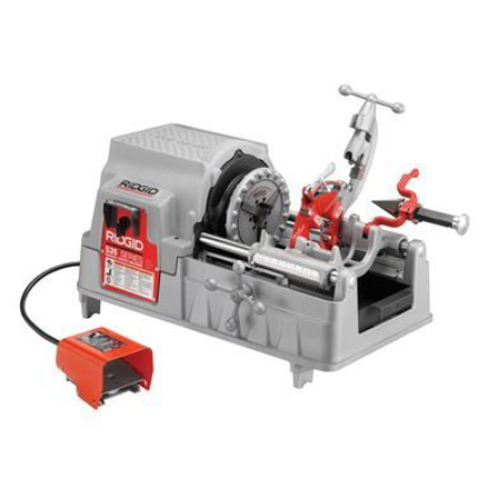 Picture of Ridgid Pipe & Bolt Threading Machine Model 535