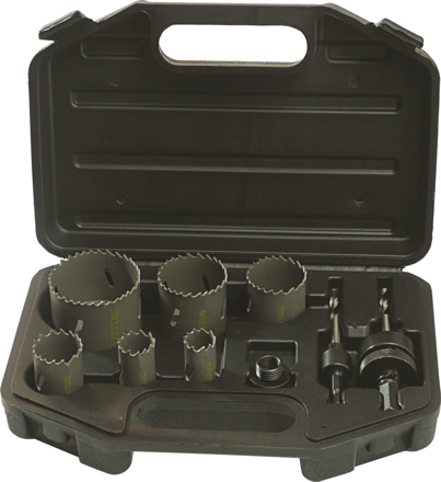 Picture of Lotus LHS009 Hole Saw Bi-Metal 9PC
