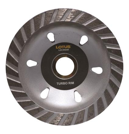 Picture of Lotus LDCW04R Diamond Cup Wheel (Rim)