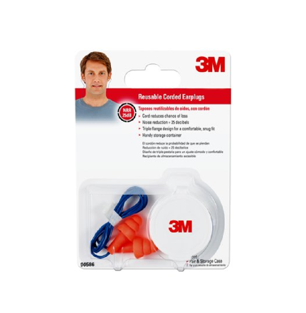 Picture of 3M 'QUIET TIP EAR PLUGS'