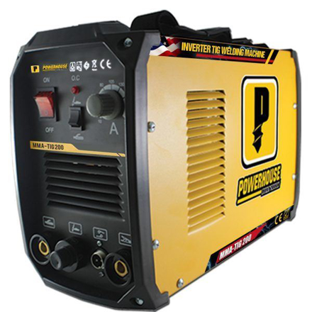 Picture of Powerhouse Inverter Tig Welding Machine TIG200A