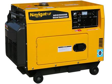 Picture of Navigator Diesel Generator, NVNDG5000SE