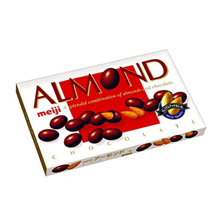 Picture of Meiji Almond Chocolate
