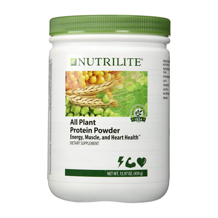 Picture of Nutrilite  All Plant Protein Powder Canister
