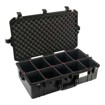Picture of Pelican Air Case 73.3 X 42.6 X 23.2 CM Black, PL1605BLK