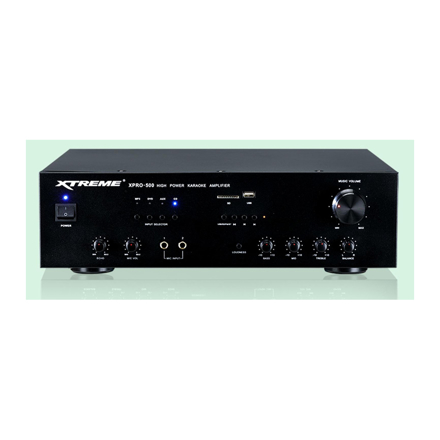Picture of Xtreme Amplifier XPRO-500