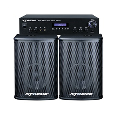 Picture of Xtreme Amplifier with Speaker Set XCS-300