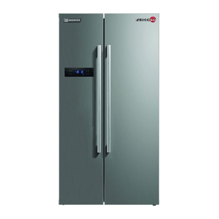 Picture of Fujidenzo Side by Side Refrigerator ISR 20 SS