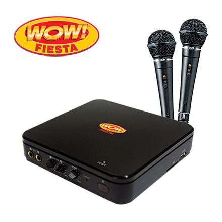 Picture of Wow Fiesta DVD Karaoke WF-220DVD