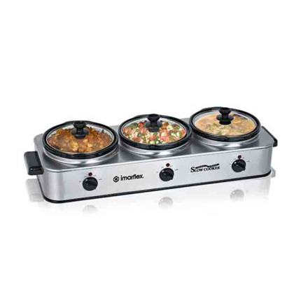 Picture of Triple Variety Slow Cooker ISC-325S