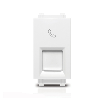 Picture of 1M RJ11 Telephone Socket Origami Style