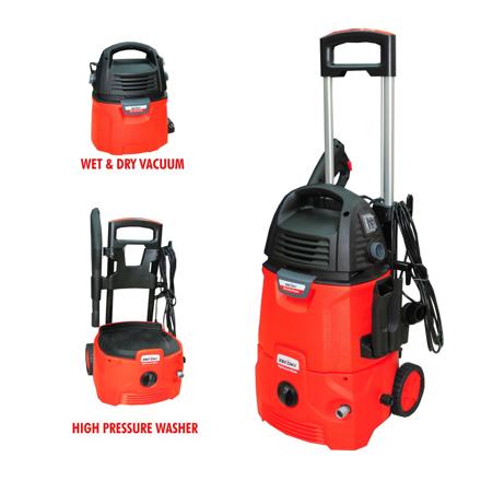 Picture of High Pressure & Vacuum Cleaner ZKK-1090WV