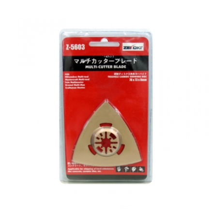 Picture of Triangle Carbide Grinding Disc Z-5603