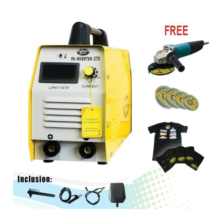 Picture of Portable Welding Machine PA-INVERTER 270