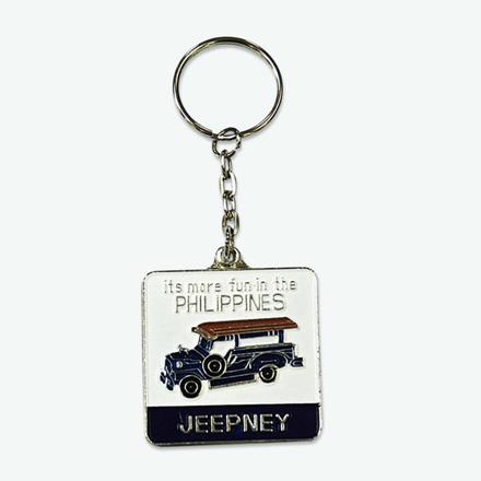 Picture of Jeepney Keychain, Philippine Jeepney Keychain Souvenir