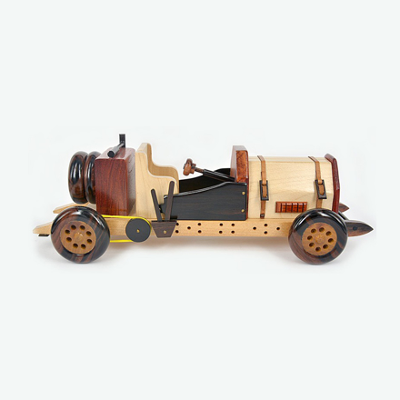 Picture of Vintage Sports Car- DSC-5245