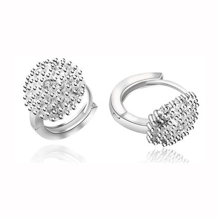 Picture of 925 Silver Jewelry,Clip Earrings- ER-476