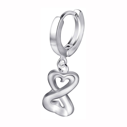 Picture of 925 Silver Jewelry,Clip Earrings- ER-499
