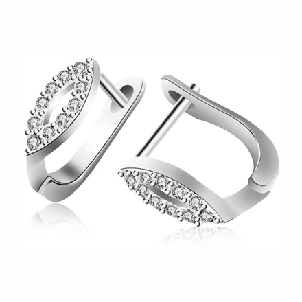 Picture of 925 Silver Jewelry,Clip Earrings- ER-522