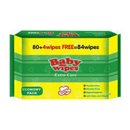 Picture of Uni-care Baby Wipes, UNI14A