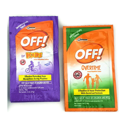 Picture of Off Insect Repellent Lotion Sachet, OFF13