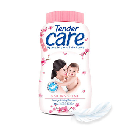 Picture of Tender Care Baby Powder, TEN34
