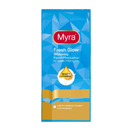 Picture of Myra  Fresh Glow Whitening Facial Moisturizer 7ml, MYR17B