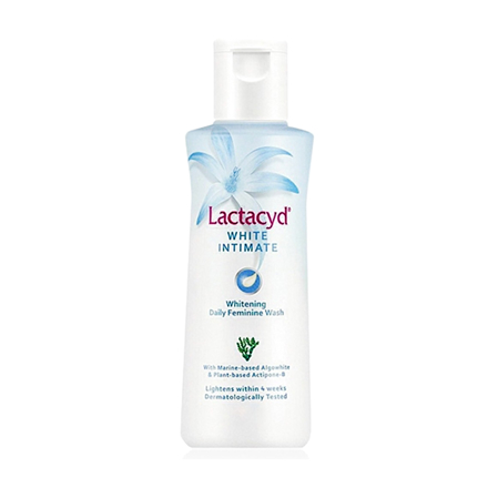 Picture of Lactacyd White Intimate Daily Feminine Wash 150ml, LAC03